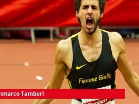"""Gianmarco Tamberi stasera in gara a Colonia nel """"Salto in alto Summer Editition"""""""