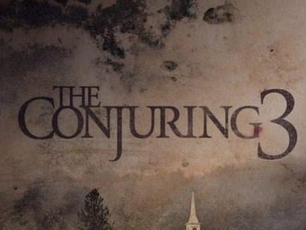 The Conjuring 3: svelato logo ufficiale del film