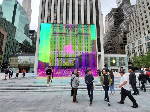 Apple Store, nuove (ri)aperture negli USA e in Messico