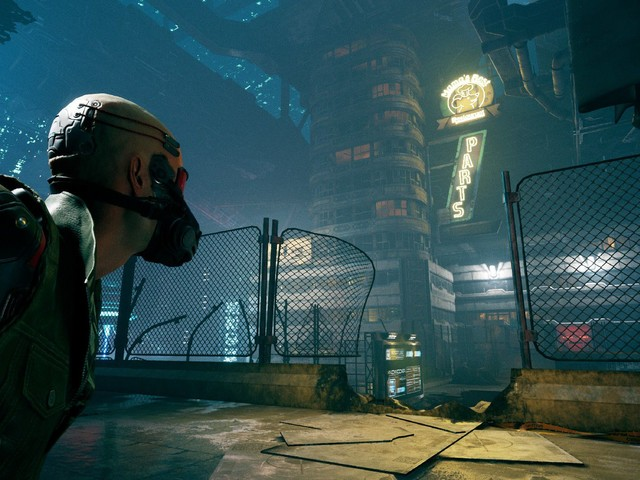 Mirror's Edge incontra Dishonored nel gameplay di Ghostrunner, nuovo action cyberpunk