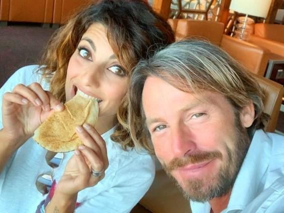 Samanta Togni sposa Mario Russo, le nozze a 3 mesi dall'annuncio della rottura con Christian Panucci