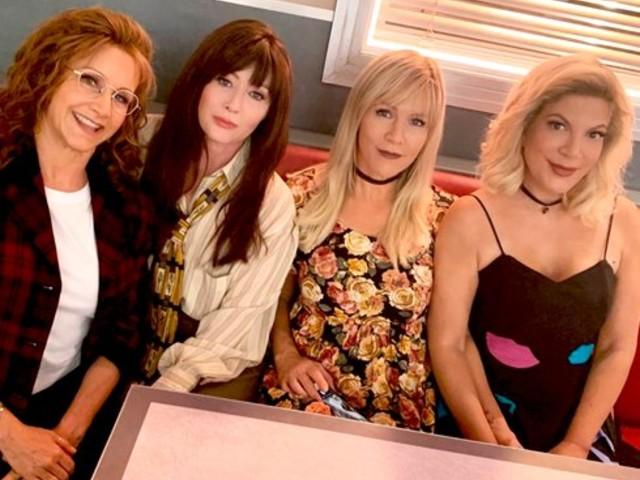 Il revival di 'Beverly Hills 90210' è stato cancellato