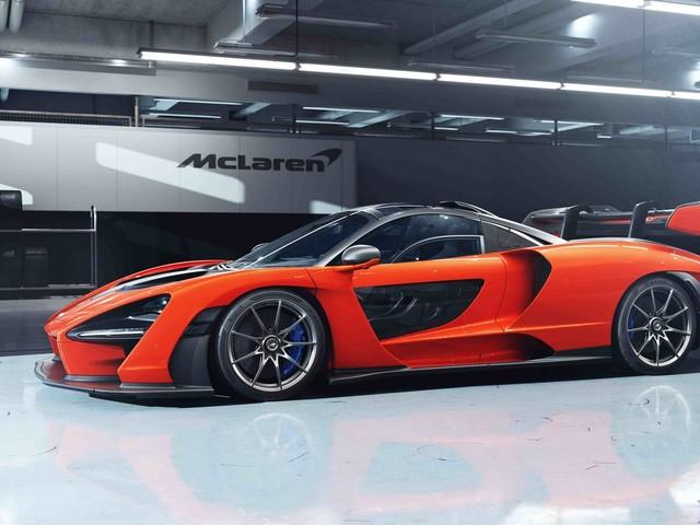 McLaren Senna: la più potente di sempre, realizzata in 500 esemplari