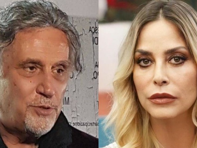 GF Vip, Roncato sull'ex moglie Stefania Orlando: 'Ho sbagliato'