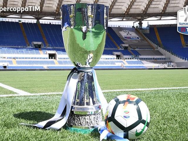 Supercoppa Italiana 2017: Juventus-Lazio in diretta su Rai 1
