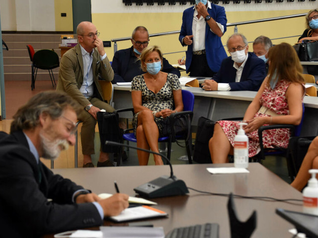 Ausl Romagna, la Direzione Generale incontra i dirigenti dell'ambito di Forlì