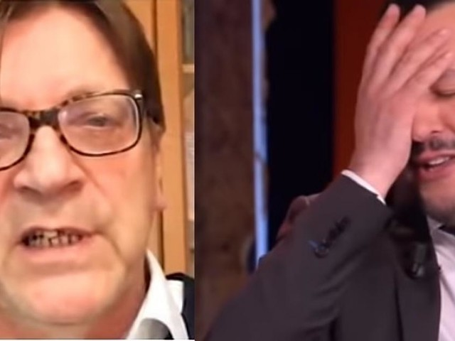 Verhofstadt sfida Salvini e getta ombre: 'Pagato da Putin per distruggere Ue' (VIDEO)