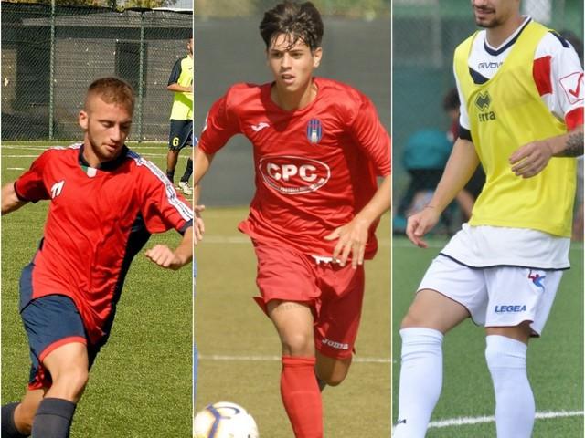 Birra, Fatarella e Franceschi inseguono il sogno Uefa Region's Cup