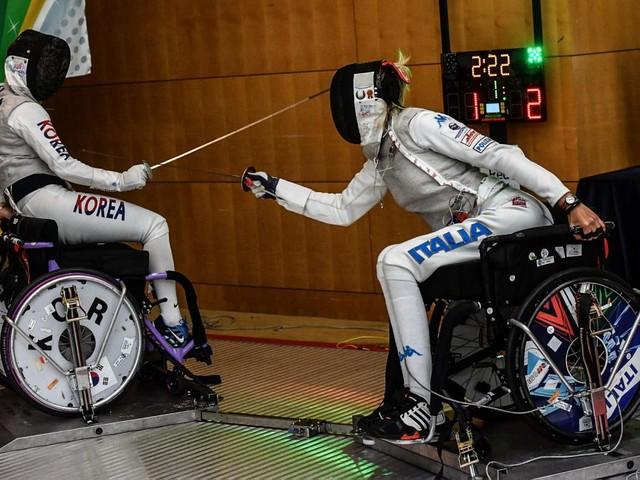 Scherma paralimpica, Mondiali 2019: Loredana Trigilia ed Emanuele Lambertini sfiorano il podio nella prima giornata