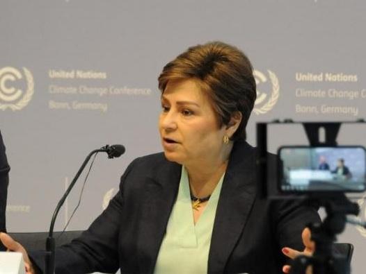 La segretaria esecutiva dell'Unfccc: hanno ragione i giovani, è emergenza climatica