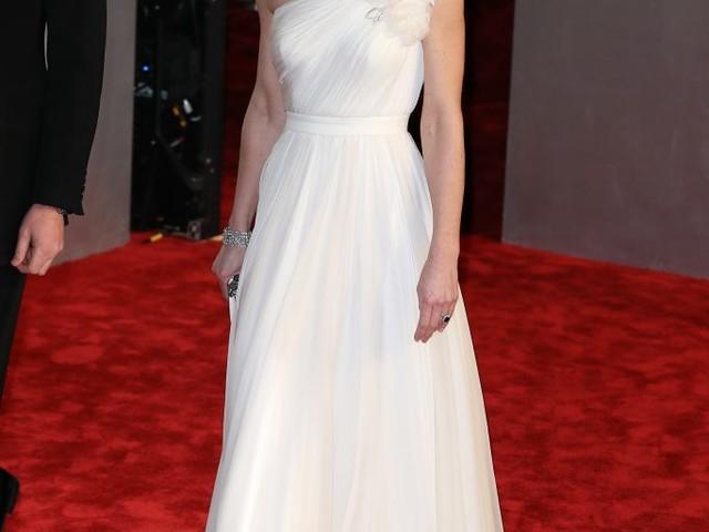 BAFTA 2019. Sul red carpet Kate Middleton e le star candidate in un mare di ruches