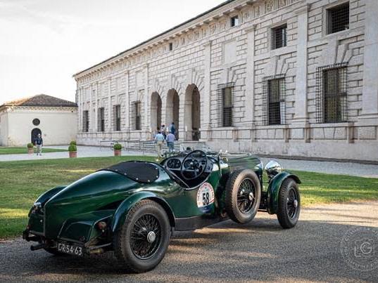 Auto storiche, al Borzacchini rivive il mito di Nuvolari