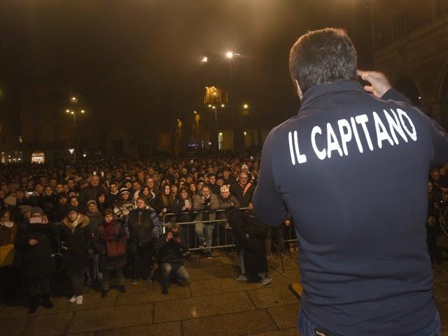 """Salvini archivia Di Maio e i 5S: """"È tracollo, il governo è finito"""""""