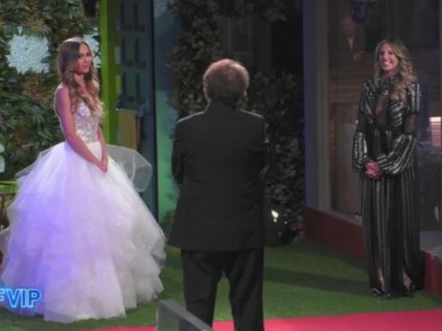 """Guenda Goria affronta la fidanzata del padre: """"Dovevi smentire la gravidanza""""   Poi l'annuncio ad Amedeo: """"Mi sposo"""""""