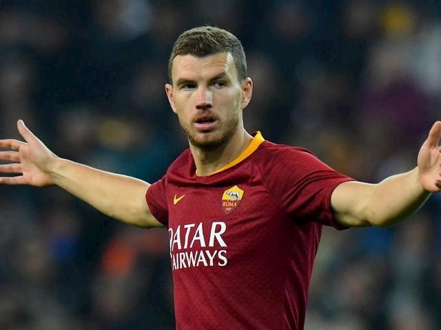 Calciomercato Roma: Dzeko all'Inter? Le ultimissime