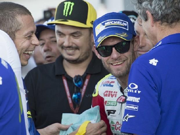 """Crutchlow: """"Van der Mark non dovrebbe accettare di sostituire Rossi"""""""