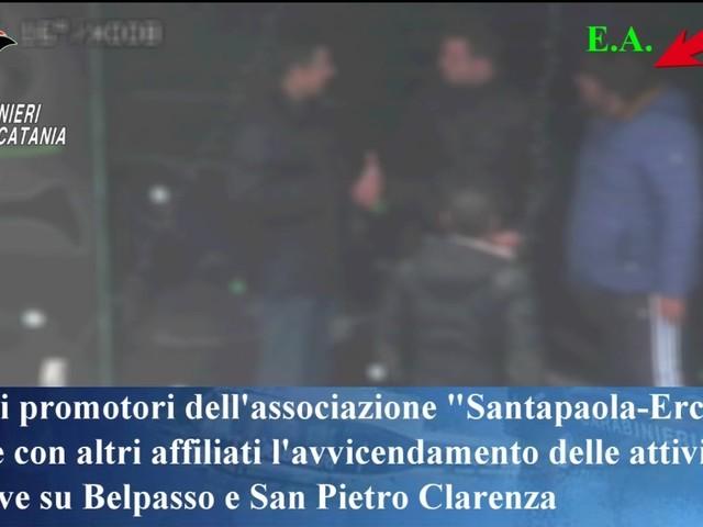 """Catania, con """"Black Lotus"""" arrestati 31 appartenenti a """"cosa nostra"""""""