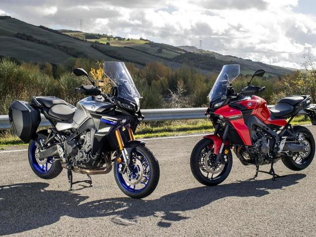 Yamaha Tracer 9: Cuore sportivo e anima turistica
