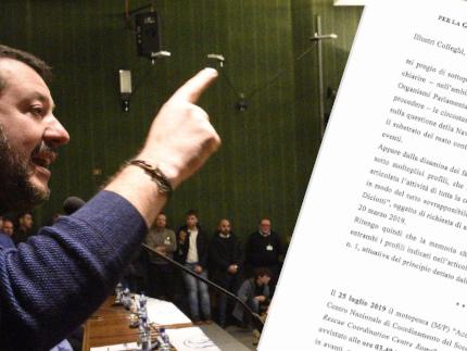 Gregoretti, così i giudici preparano l'assalto a Salvini