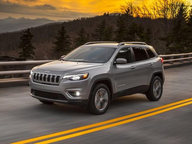 Jeep Cherokee 2019: prima immagine ufficiale