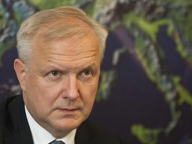 """Bce, Rehn: """"Pronti a usare il bazooka a settembre"""""""