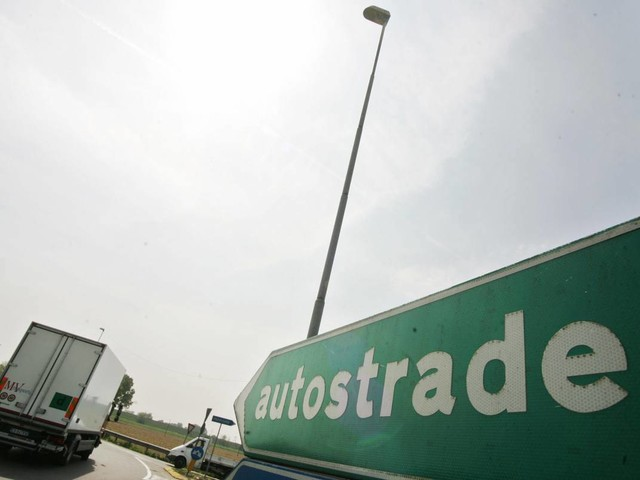 18 settembre: la situazione del traffico sulle Autostrade italiane