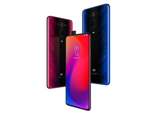 Xiaomi MI 9T Pro blu o nero 6+64-128GB da 300 euro con coupon di ottobre 2019