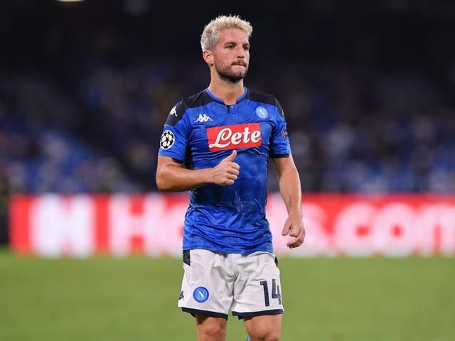 Napoli, Mertens via a gennaio? L'Inter in pressing sul belga