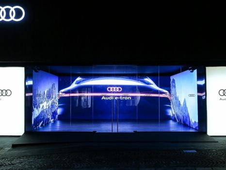 Audi e Cortina insieme per l'ecosostenibilità