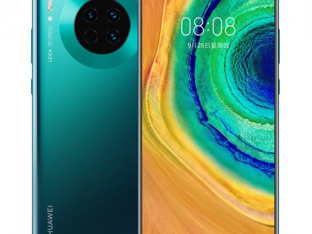Huawei Mate 30 è ufficiale: prezzo e caratteristiche