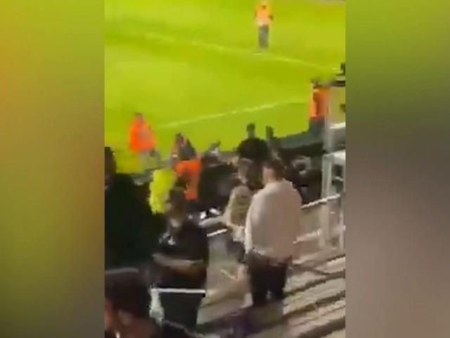 Marsiglia - Angers, rissa tra tifosi dopo lo 0-0   video