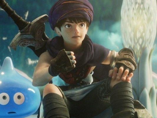 Dragon Quest: Your Story su Netflix: il film compare nel catalogo - Notizia