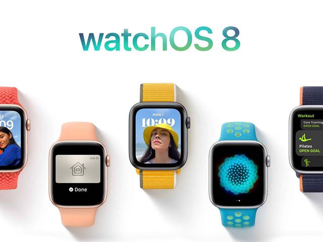 watchOS 8 è UFFICIALMENTE disponibili per tutti!