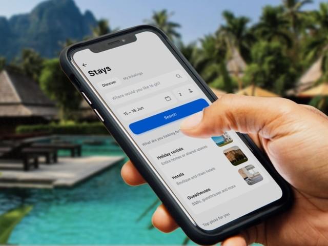 Un'app di pagamenti si è messa a vendere viaggi