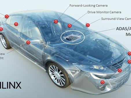Daimler sceglie Xilinx per le applicazioni automotive basate sull'Intelligenza Artificiale