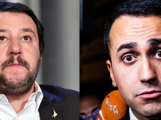 L'ultimo scontro tra Salvini e Di Maio è sul reato di abuso d'ufficio