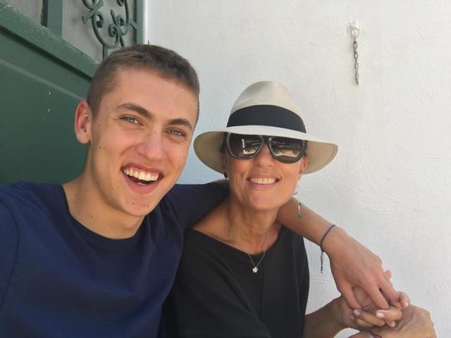 Gianni Morandi, gli auguri di compleanno al figlio rapper Pietro
