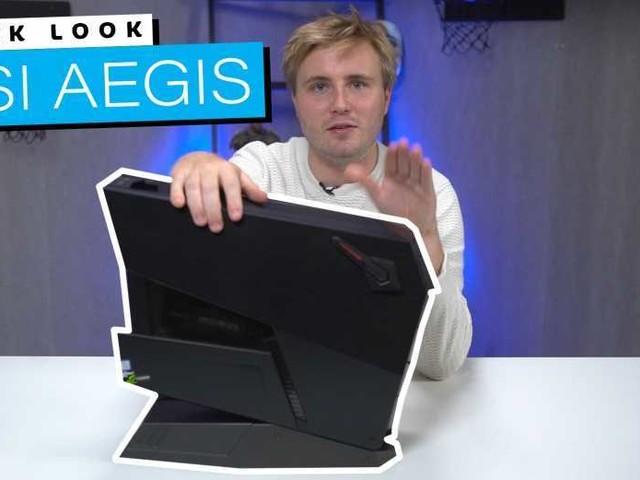 La nostra prova dell'Aegis 3 di ottava generazione a marchio MSI