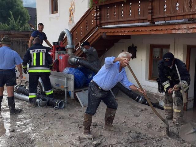 Al Nord arrivano le piogge: frane in Alto Adige, interrotte alcune strade e la ferrovia in Val Pusteria