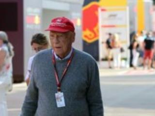 F1, buone notizie sulle condizioni di Niki Lauda: ha lasciato l'ospedale di Vienna
