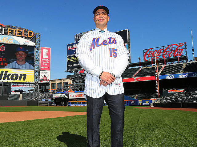 Carlos Beltran Out As Mets Manager In Wake Of Astros Cheating Scandal