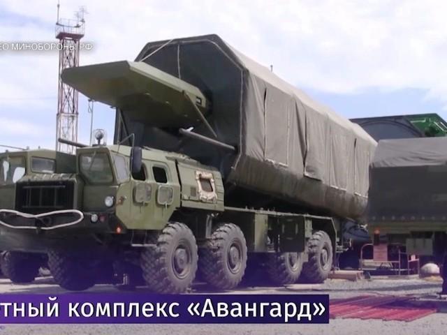 Russia, le prime immagini dell'aliante ipersonico Avangard
