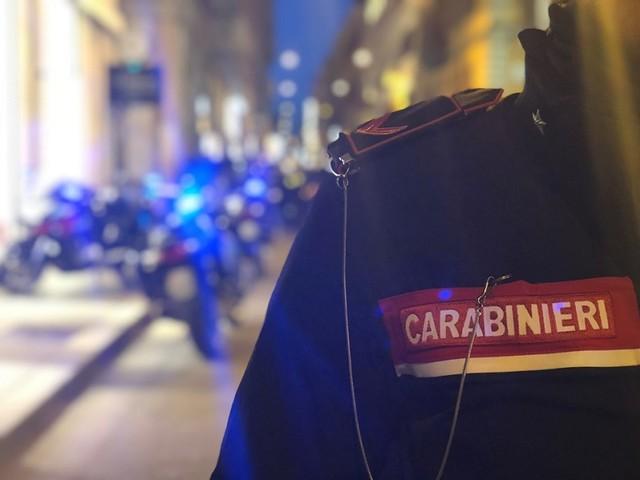 Centro Storico – Servizi preventivi e movida. 6 persone arrestate e una denunciata a piede libero dai carabinieri.