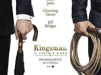 Kingsman: Il Cerchio d'Oro: lo spot Side-by-Side