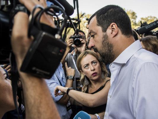 Meloni attacca Salvini alla vigilia della manifestazione contro il governo