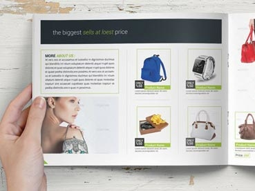 35 Best Product Catalogue Templates (Catalogue Design to Download)