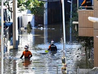 Hagibis si abbatte sul Giappone: il bilancio è di 10 morti e 16 dispersi