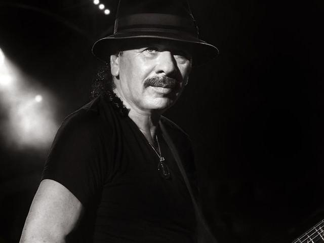 I Wanna Rock: Santana