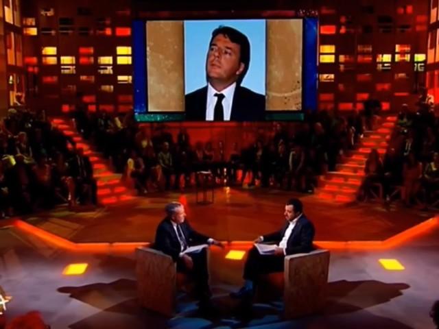 Salvini e Renzi, tutti e due disponibili al duello in tv. Sì, ma dove?