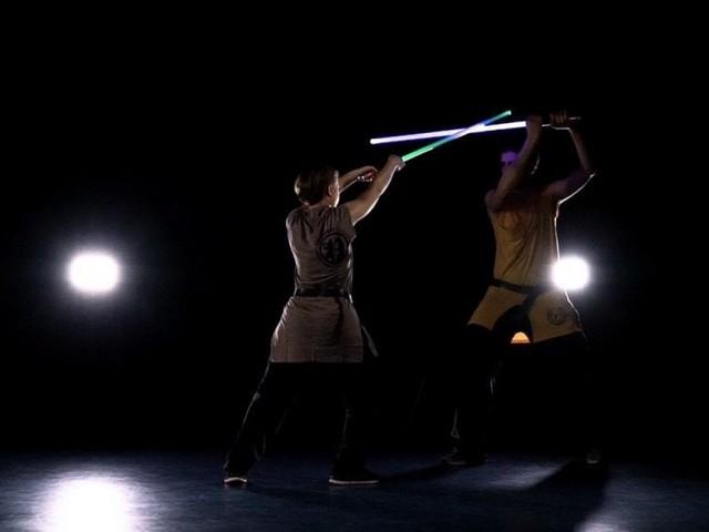 Jedi a distanza: il corso di spada laser ispirato a Star Wars